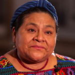 A Mocktail Party in Honor of Rigoberta Menchu