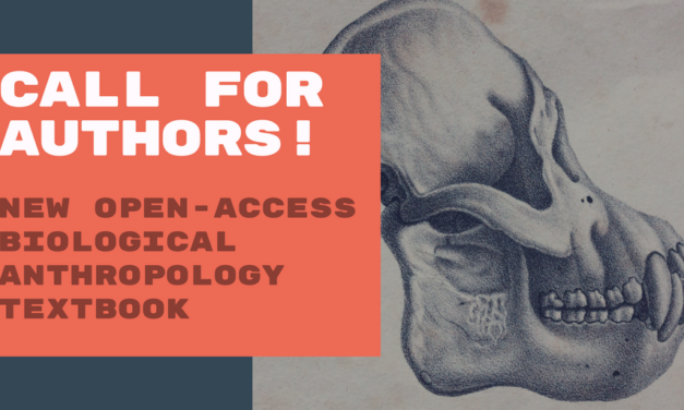 Call For Authors!
